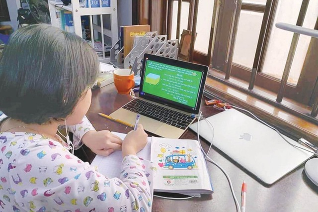 Thừa Thiên Huế sẽ thi học kỳ 2 bằng hình thức trực tuyến - 1