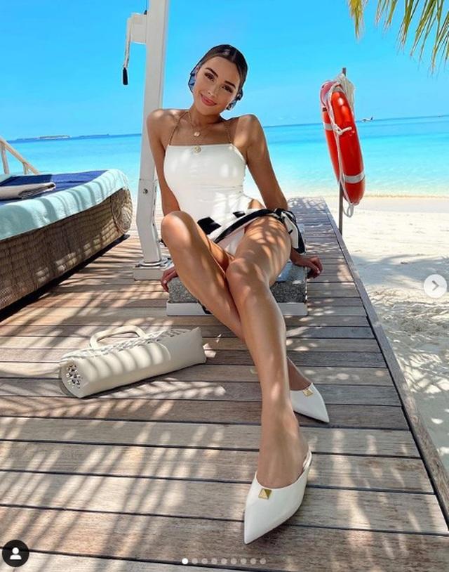 Hoa hậu Hoàn vũ Olivia Culpo gợi cảm đón tuổi mới - 7