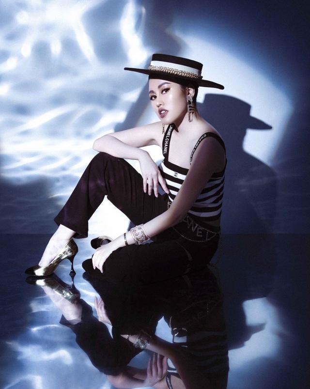 Emily Hồng Nhung tái xuất xinh đẹp - 2