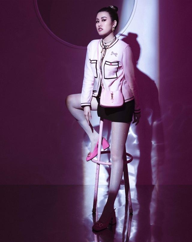 Emily Hồng Nhung tái xuất xinh đẹp - 5