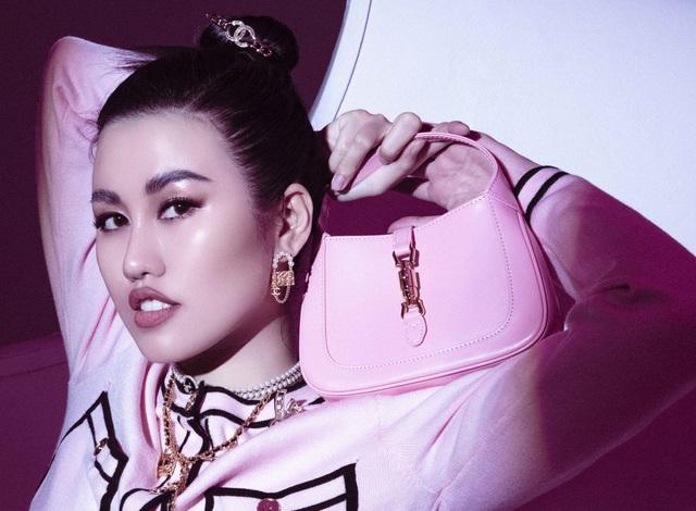 Emily Hồng Nhung tái xuất xinh đẹp - 3
