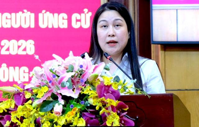 Ứng viên ĐBQH tại Thanh Hóa quan tâm đời sống đồng bào vùng sâu vùng xa - 5