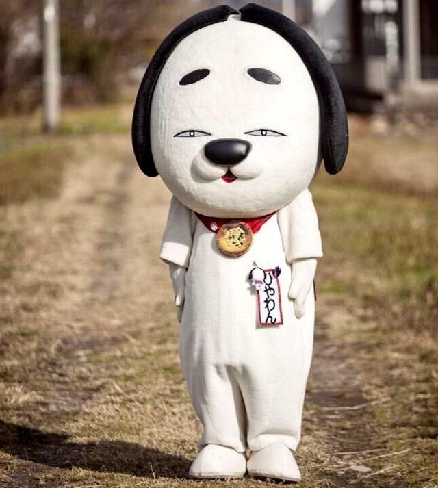 10 linh vật kỳ lạ của Nhật Bản từ siêu cấp dễ thương đến gây ác mộng - 4
