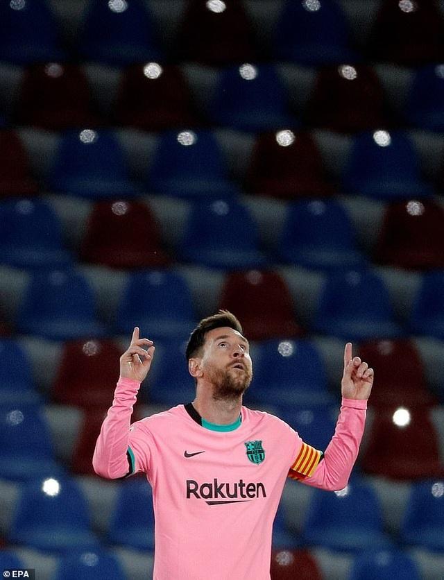 Messi ghi bàn, Barcelona vẫn hòa thất vọng và cơ hội vô địch mong manh - 3