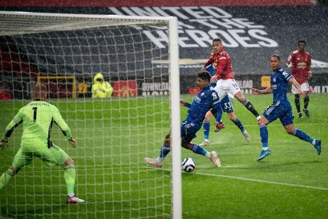 Trận thua của Man Utd khiến Man City vui mừng, Liverpool giận tím mặt - 8