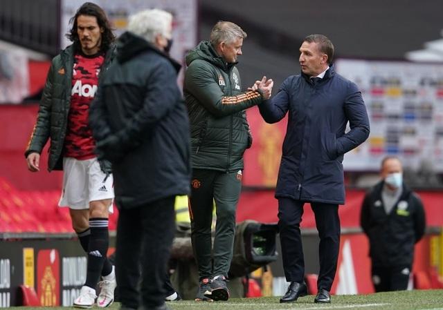Trận thua của Man Utd khiến Man City vui mừng, Liverpool giận tím mặt - 5