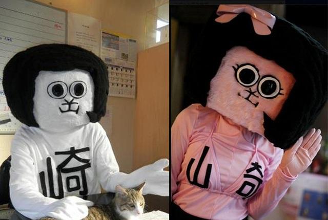 10 linh vật kỳ lạ của Nhật Bản từ siêu cấp dễ thương đến gây ác mộng - 7