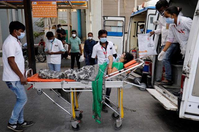Ấn Độ: Số người chết vì Covid-19 tăng kỷ lục, chủng B.1.617 lan ra 44 nước - 1