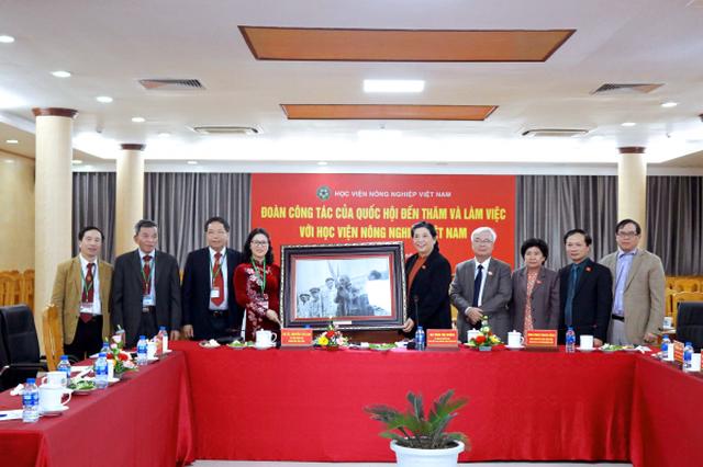 Giải mã lý do chọn Học viện Nông nghiệp Việt Nam - 2