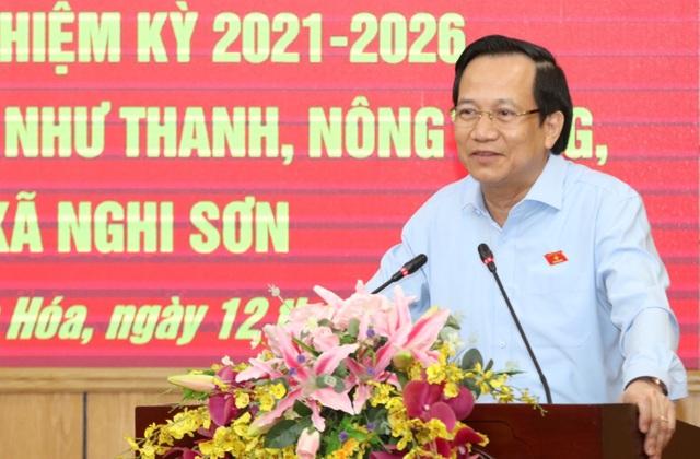 Bộ trưởng Đào Ngọc Dung: Sẽ tiếp tục tạo ra những đột phá mới - 4