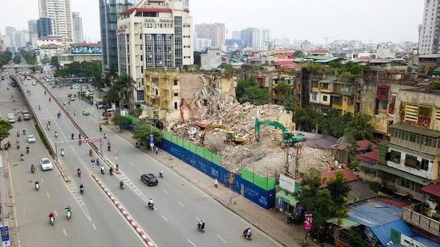 Cải tạo chung cư cũ Hà Nội: Đặc sản khó... nhằn - 2