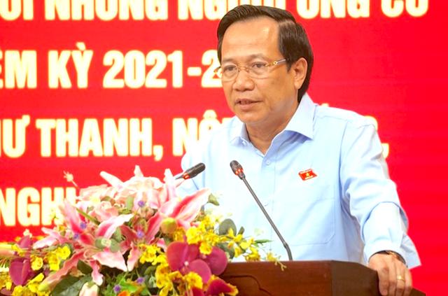 Ứng viên ĐBQH tại Thanh Hóa quan tâm đời sống đồng bào vùng sâu vùng xa - 2