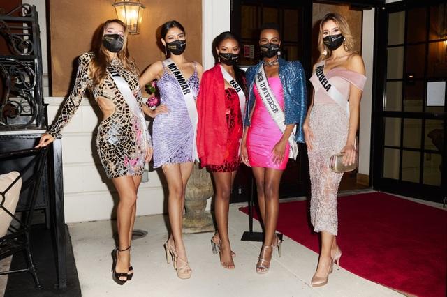 Tiêu chí chọn Hoa hậu Hoàn vũ 2020: Váy áo đẹp không phải là tất cả! - 5