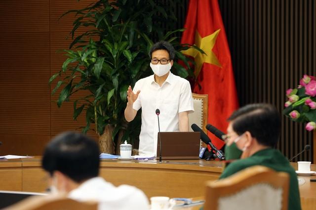 3 tỉnh phát hiện Covid-19 lan trong khu công nghiệp, Phó Thủ tướng họp khẩn - 1