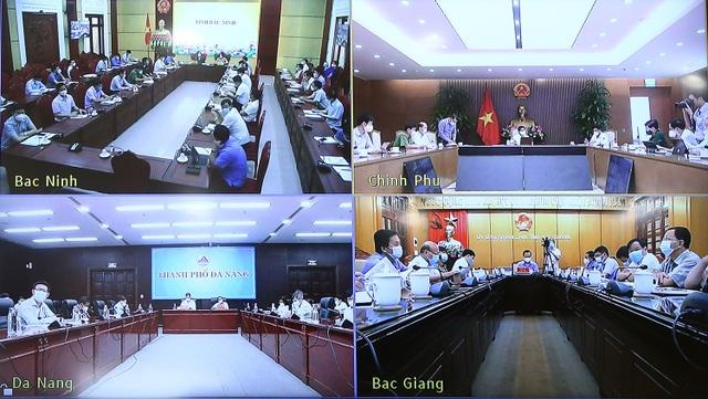 3 tỉnh phát hiện Covid-19 lan trong khu công nghiệp, Phó Thủ tướng họp khẩn - 2