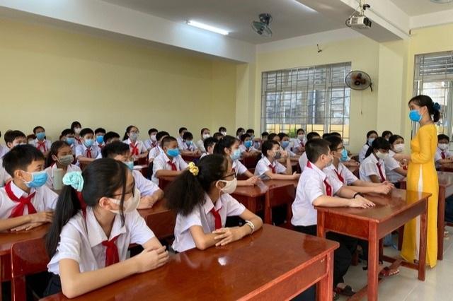 Đà Nẵng: Tổ chức kiểm tra cuối kỳ II bằng hình thức trực tuyến và trực tiếp - 1