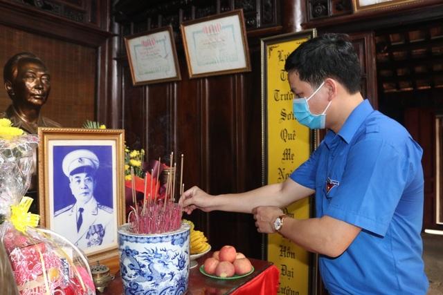 Tuổi trẻ Quảng Bình thi đua làm việc tốt kính dâng Đại tướng Võ Nguyên Giáp - 1