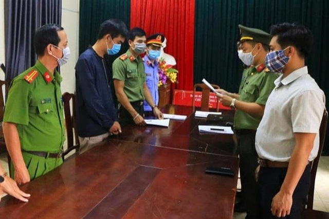 Bắt 2 đối tượng tổ chức cho nhiều người Trung Quốc nhập cảnh trái phép - 3