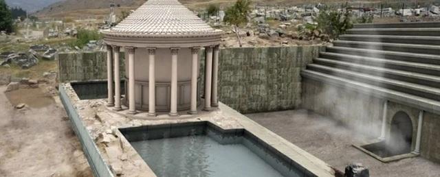 Cổng địa ngục chết chóc từ thời La Mã cổ đại vẫn tồn tại cho đến ngày nay - 1