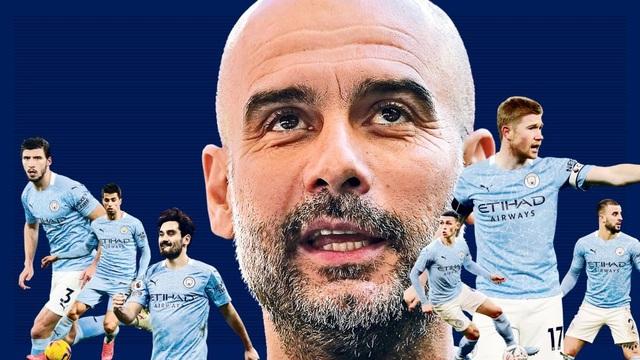Pep Guardiola giúp Man City vô địch nhờ tài năng, không phải nhờ núi tiền - 1