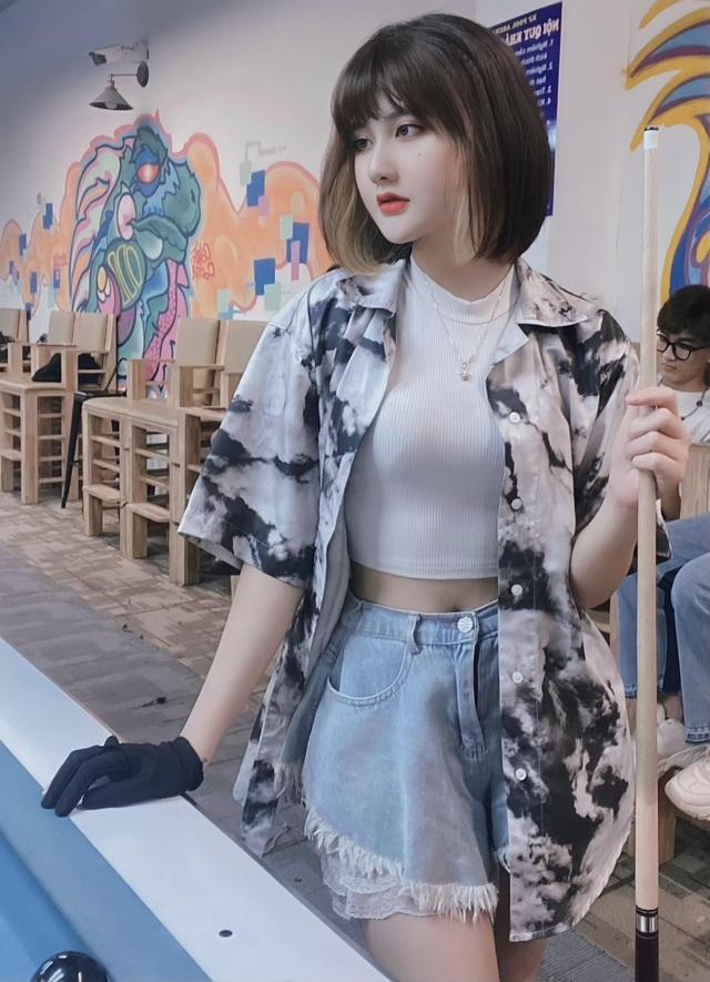 Hot girl Hải Phòng khiến dân tình bỏng mắt vì ngoại hình nóng bỏng - 4