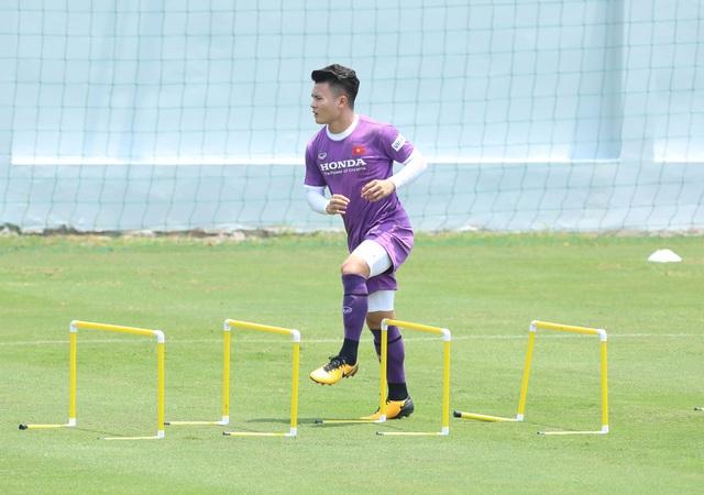 HLV Park Hang Seo vui buồn với Trọng Hoàng, Xuân Trường - 2