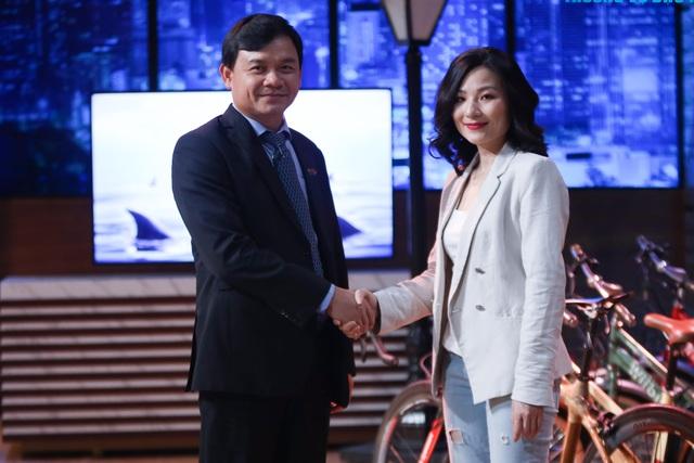 CEO Wiibike nói gì về câu chốt deal đang gây bão dư luận của shark Phú? - 2