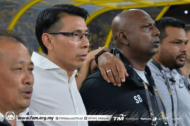 HLV Malaysia tin dàn cầu thủ nhập tịch sẽ đánh bại đội tuyển Việt Nam - 1