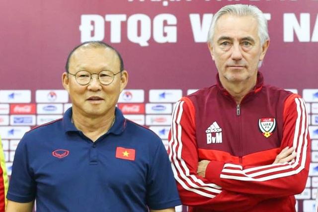 HLV UAE e ngại đội tuyển Việt Nam hơn Thái Lan - 1