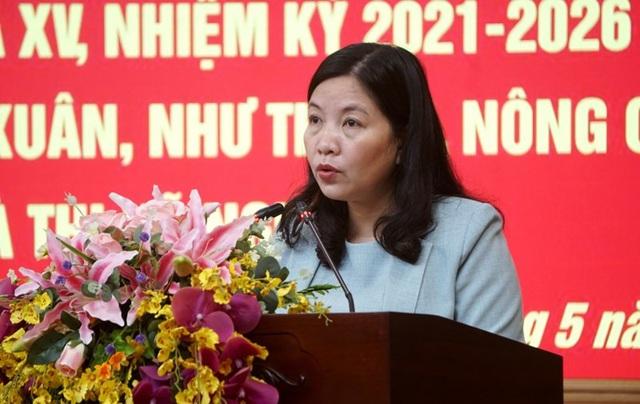 Bộ trưởng Đào Ngọc Dung: Sẽ tiếp tục tạo ra những đột phá mới - 2