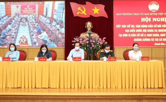 Bộ trưởng Đào Ngọc Dung: Sẽ tiếp tục tạo ra những đột phá mới - 3