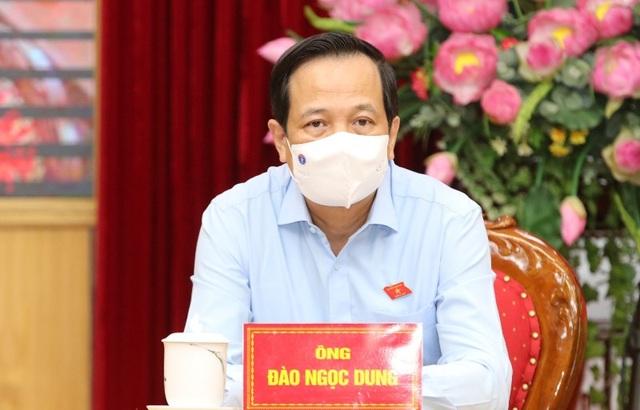 Bộ trưởng Đào Ngọc Dung: Sẽ tiếp tục tạo ra những đột phá mới - 1