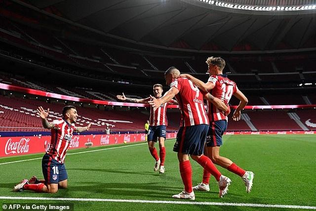 Giành 3 điểm quan trọng, Atletico rộng cửa vô địch La Liga - 4