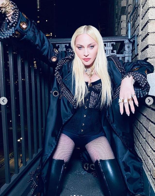 Madonna trẻ đẹp ngỡ ngàng ở tuổi 63 - 5