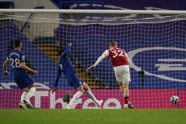 Jorginho, Kepa phạm sai lầm, Chelsea trắng tay trước Arsenal - 2