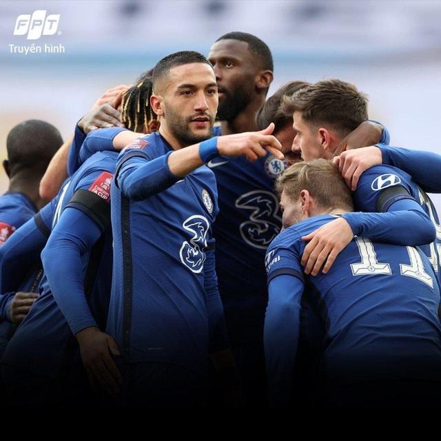 Chelsea vs Leicester City - cuộc chiến chung kết khuấy động xứ sương mù - 2