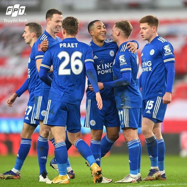 Chelsea vs Leicester City - cuộc chiến chung kết khuấy động xứ sương mù - 3