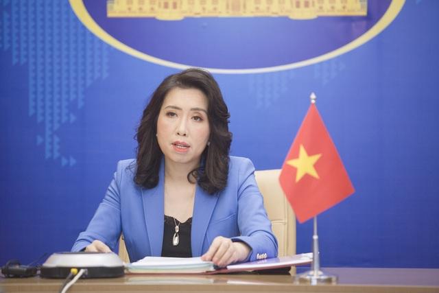 Việt Nam phản đối Trung Quốc tập trận, Philippines bồi đắp trên Biển Đông - 1