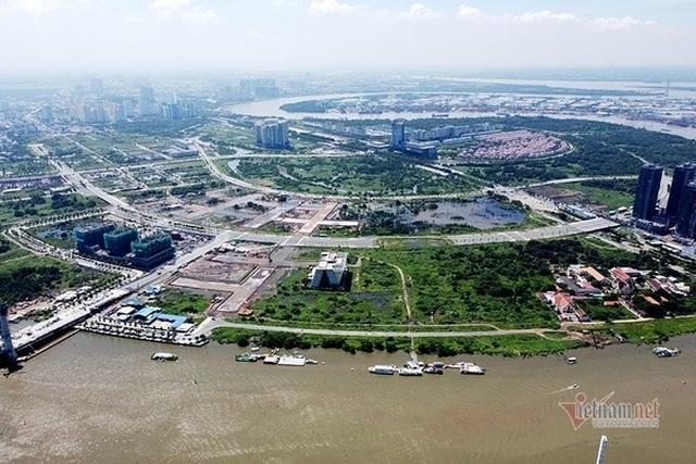 TPHCM chuẩn bị bán đấu giá hơn 30.000m2 đất ở Thủ Thiêm - 1