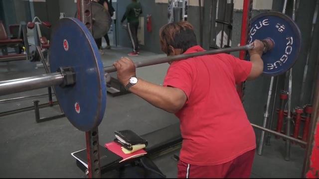 Bí kíp của cụ bà 79 tuổi nâng tạ 180kg, lập 19 kỷ lục thế giới - 3