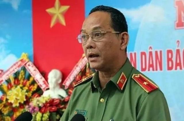Cảnh cáo Thiếu tướng công an Đặng Hoàng Đa vụ chi tiền tỷ tiếp khách - 1