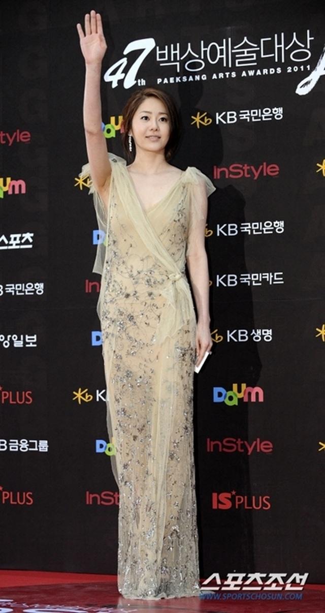 Bi kịch hôn nhân khi lấy chồng giàu của Á hậu nổi tiếng nhất Hàn Quốc - 1