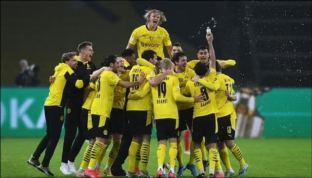 Sancho, Haaland tỏa sáng giúp Dortmund vô địch Cúp Quốc gia Đức - 6