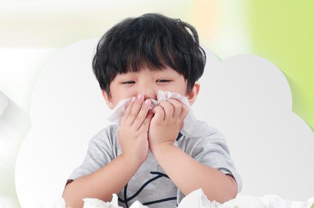 Chăm trẻ bị cảm, ho tại nhà mau khỏi trong mùa dịch - 1