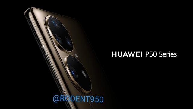 Lộ thiết kế lạ của bộ đôi smartphone Huawei P50 và Google Pixel 6 - 1