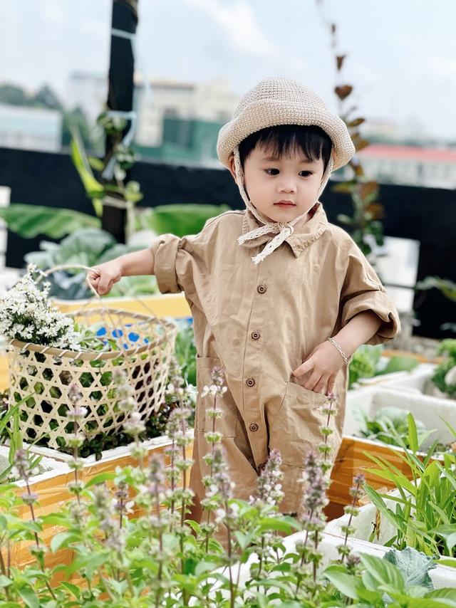Mẹ đảm ở Đắk Lắk biến sân thượng thành studio nông trại đẹp mê - 6