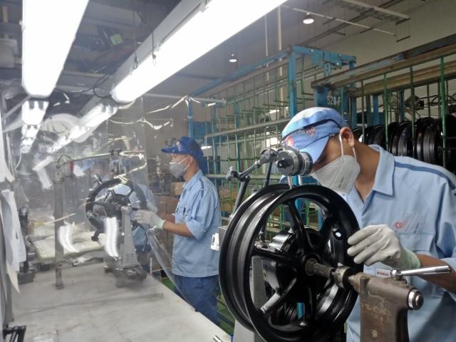 Hà Nội: Lập Tổ an toàn Covid-19 nhằm bảo vệ người lao động - 1