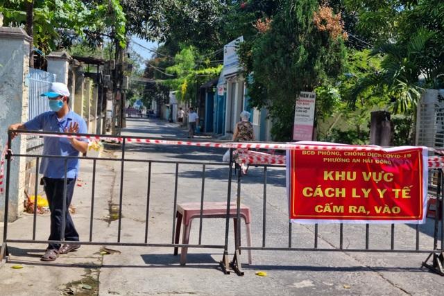 Đà Nẵng tìm người đến giao dịch tại ngân hàng liên quan ca nhiễm SARS-CoV-2 - 1