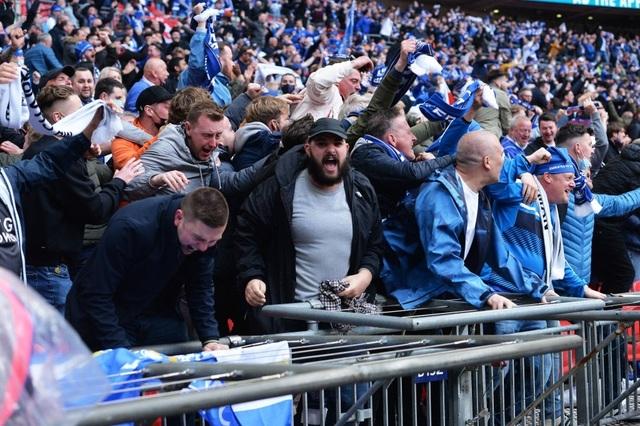 Sau 137 năm chờ đợi, Leicester đã ghi tên vào lịch sử FA Cup - 6