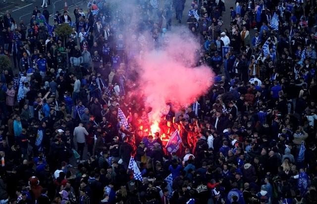 Sau 137 năm chờ đợi, Leicester đã ghi tên vào lịch sử FA Cup - 20